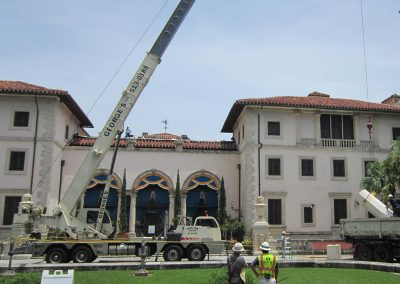 Architectural Conservation—Construction Supervision Services