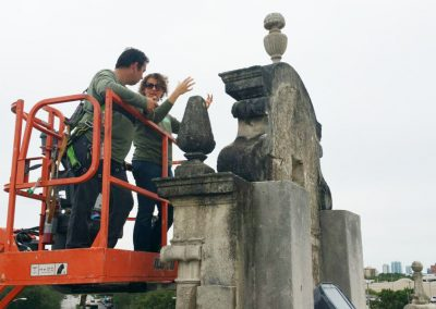 Historic Architecture Stone Conservation—Coral Gables City Hall