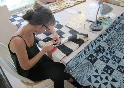 Artifact & Decorative Object Conservation—Ethnographic Textiles