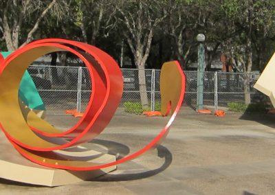 conservation of public art installations