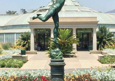 Public Art Bronze Treatment