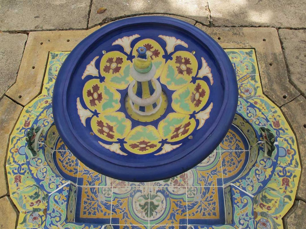 talavera tile restoration