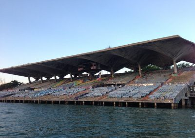 Historic Architecture & Architectural Services—Miami Marine Stadium