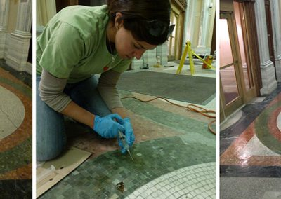 Mosaic Conservation — Spokane Federal Building