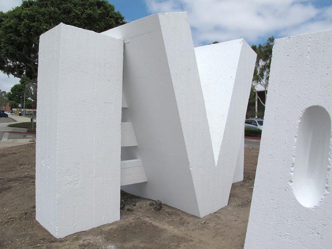 restoration of outdoor sculpture