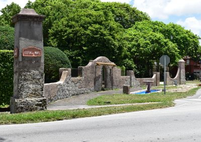 Architectural Conservation— Entrances & Plazas – City of Coral Gables