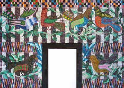 News: Millard Sheets Mosaic Mural Relocation and Preservation