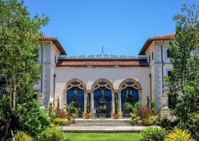 Restoring a Candelabra at Vizcaya Museum and Gardens